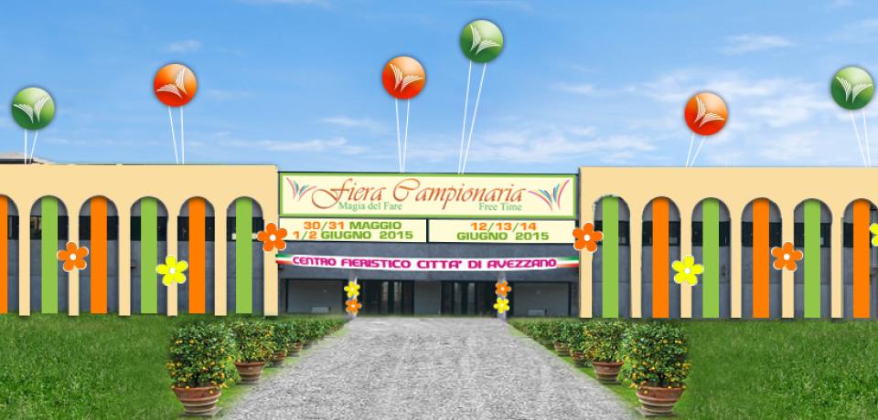 FIERA CAMPIONARIA 30-31 maggio, 1-2 giugno 2015.