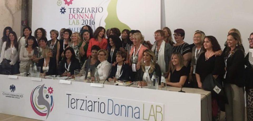 Terziario Donna LAB – Palermo 20/22 ottobre 2016