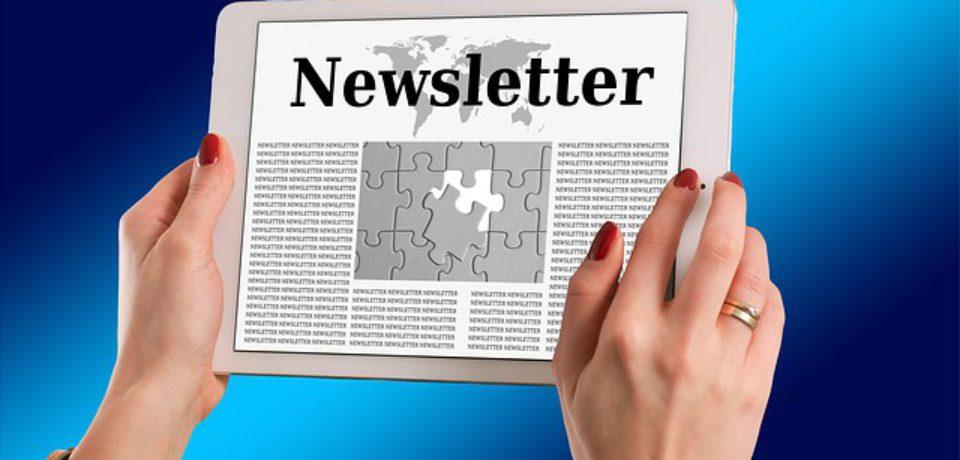 Newsletter n. 5 – aprile 2017