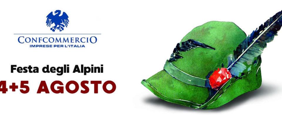 Festa degli Alpini – 4 e 5 Agosto 2017