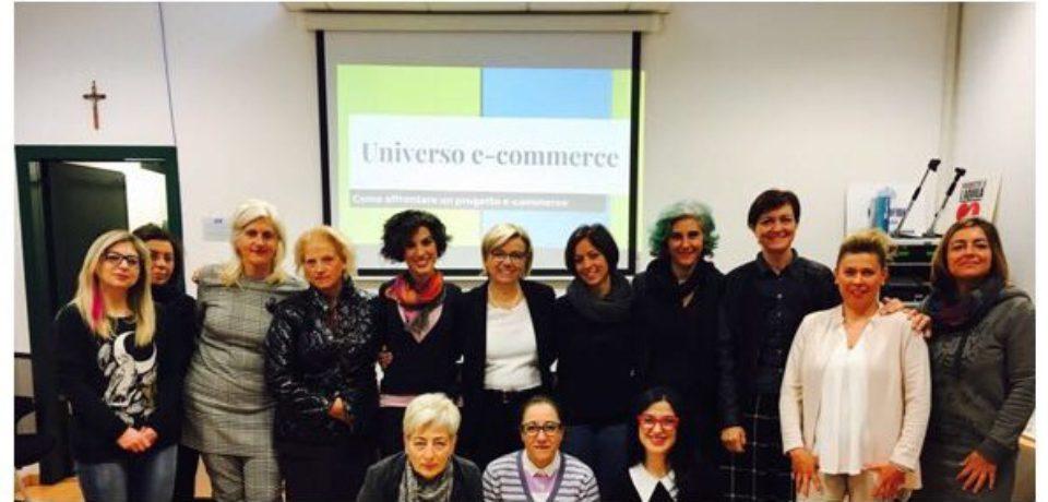 """""""UNIVERSO E-COMMERCE"""": GIORNATA FORMATIVA ORGANIZZATA DA TERZIARIO DONNA CONFCOMMERCIO L'AQUILA"""