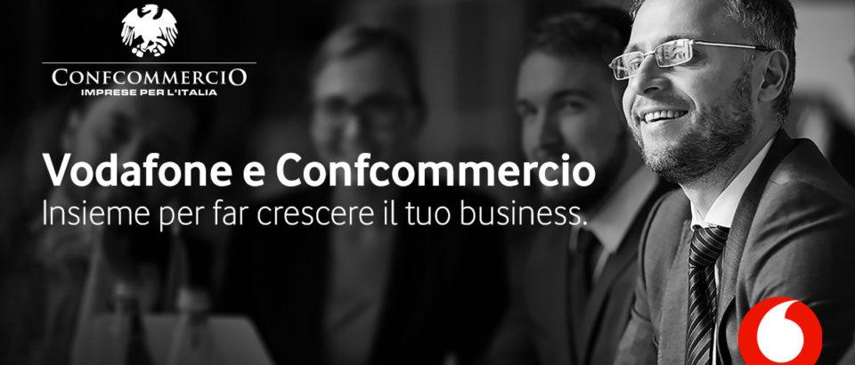NUOVA PARTNERSHIP  CONFCOMMERCIO VODAFONE