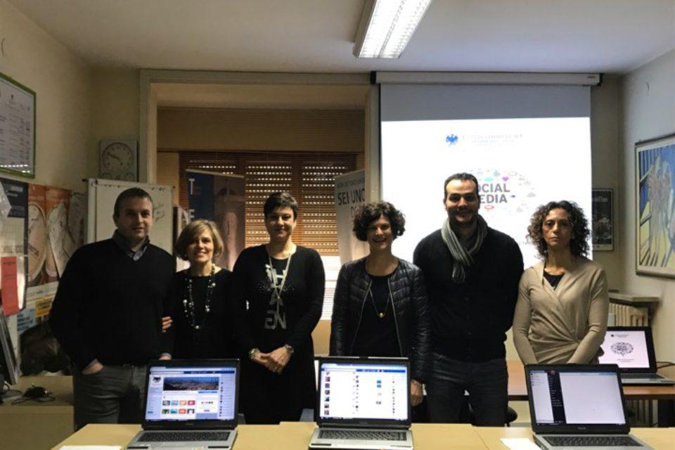 CONCLUSO AD AVEZZANO IL CORSO DI SOCIAL WEB MARKETING