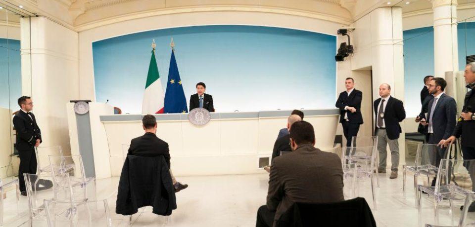 Tutta Italia diventa zona protetta, stop agli spostamenti fino al 3 aprile